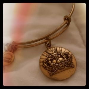 ALEX AND ANI - Queen's Crown bangle